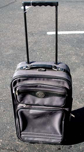 Rolling Suitcase