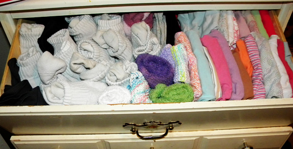 Top Drawer - Undies, Socks
