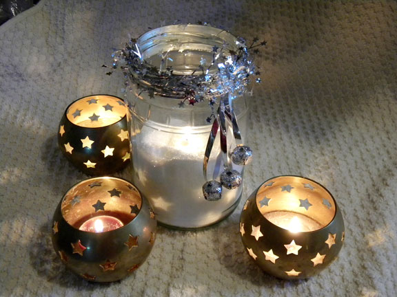 Jingle Bell Jar - Craft Idea