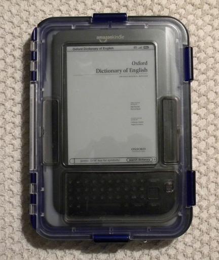 Kindle Latest Gen retrofit for the M-Edge Guardian Case