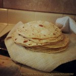 Homemade Tortillas from Jason's Oma http://www.flickr.com/photos/brenbot/6251336334/