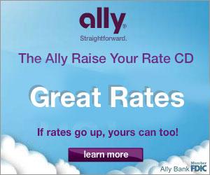 Ally Bank CD