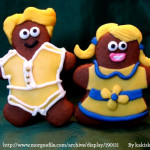 Dating Gingerbread Couple